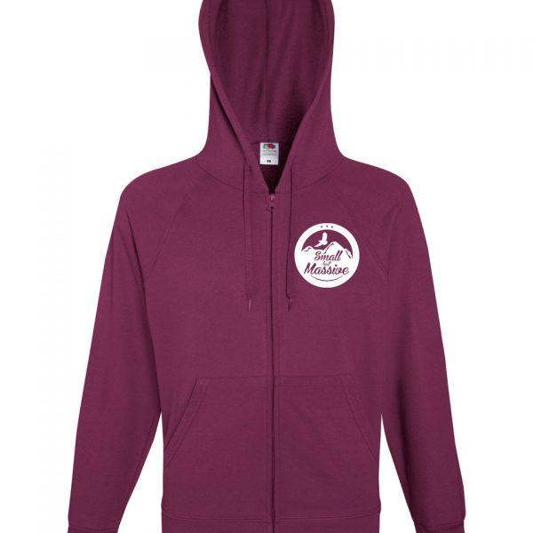 lightweight-FOTL-hoodie-Burgundy