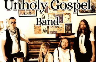G-Sessions – Unholy Gospel band