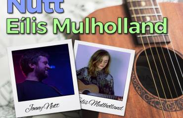 Sunday Unplugged – Jonny Nutt & Eílis Mulholland
