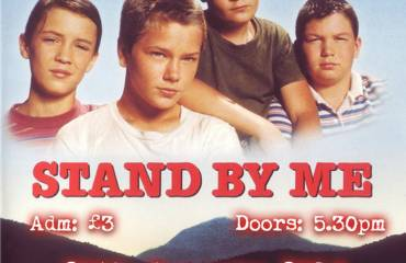 "The Small But Massive Film Club Presents – ""Stand By Me"""