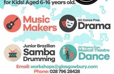 Summer Sessions Creative Workshops 2018