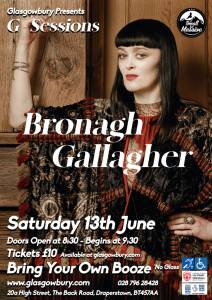 Bronagh Gallagher Poster